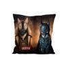 """Декоративна подушка кіт-супергерой """"Темний лицар"""""""