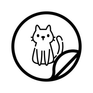 Наклейки з котами