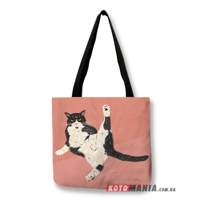 Еко-сумка Котяче хоба