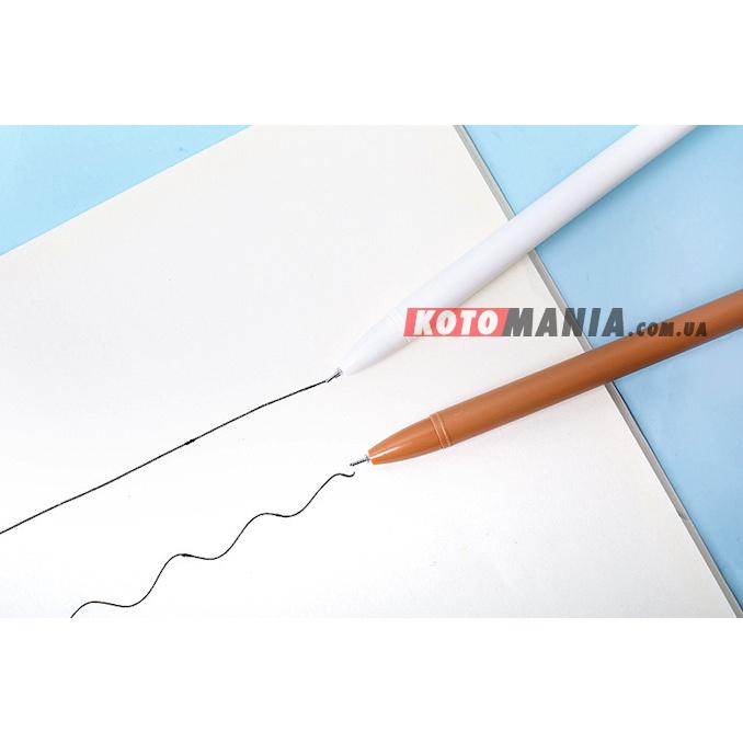 Ручка с котом «Пушистик»