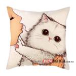 Декоративна подушка Британська довгошерста кішка