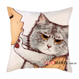 Декоративна подушка Мейн Кун