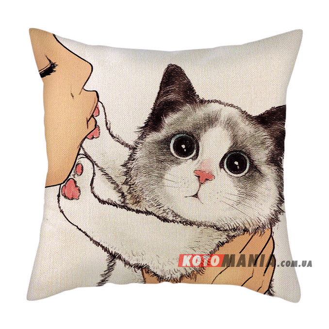 Декоративна подушка Скоттіш-страйт
