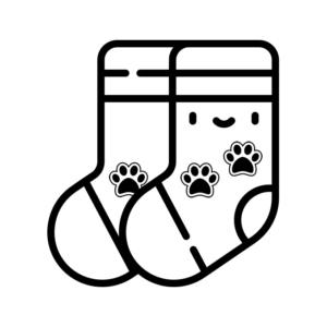 Шкарпетки з котом