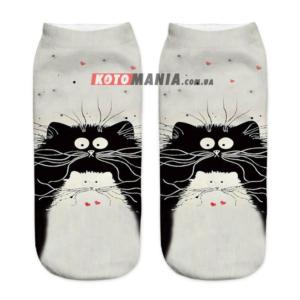 "Носки с котом ""Котёнок"""