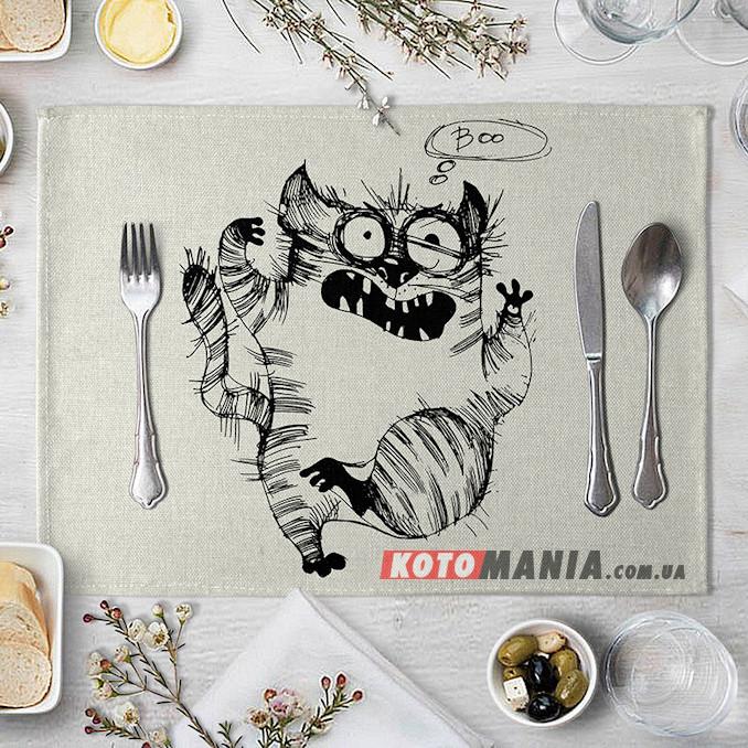 Підставка на стіл для сервірування Кіт Бу
